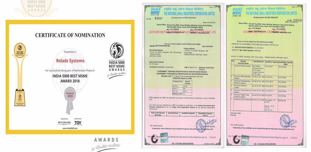 relads-certificates