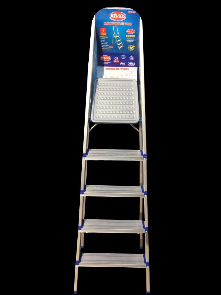 Aluminium ladder manufacturer India | Telescopic Tower Ladders